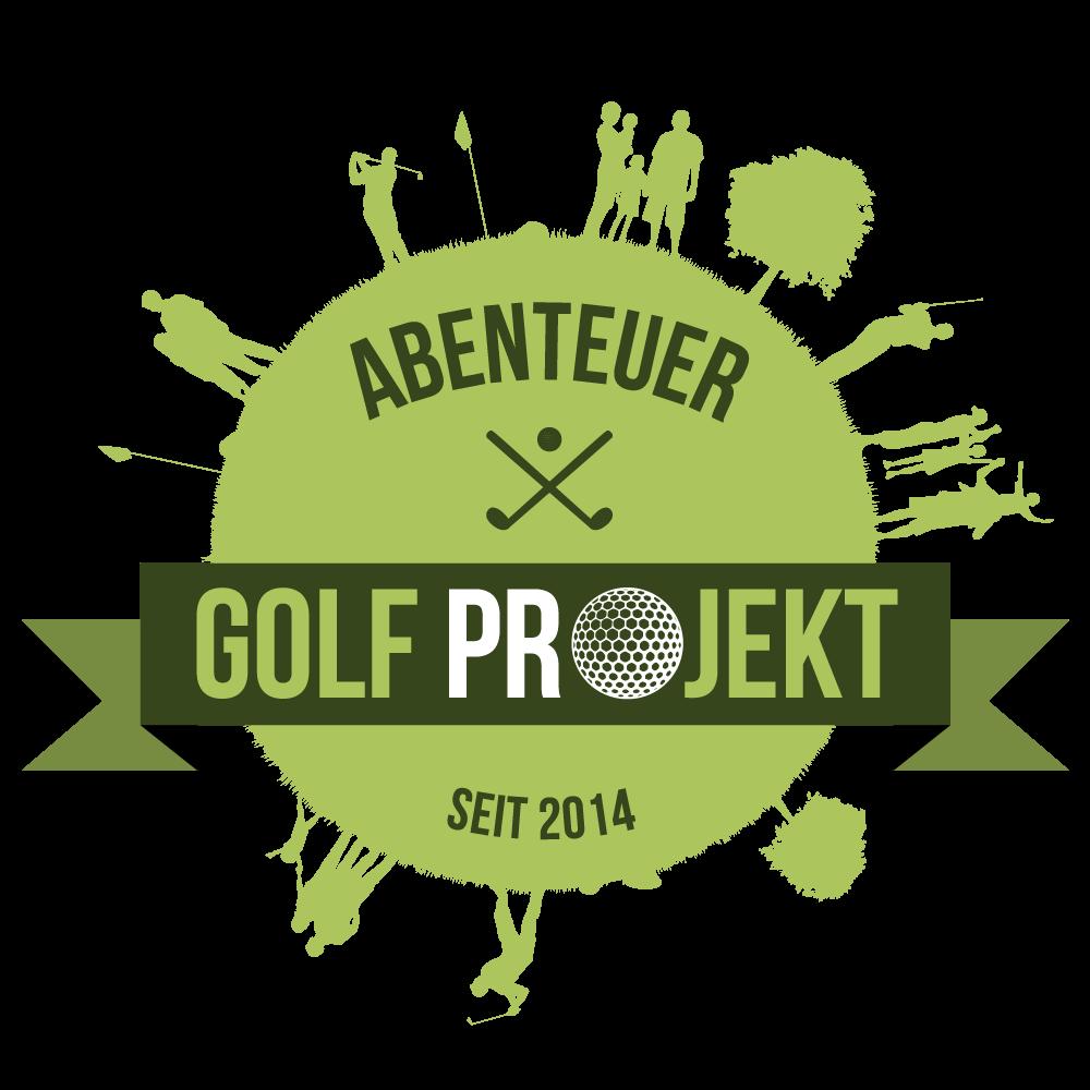 ABENTEUER GOLFPROJEKT Logo