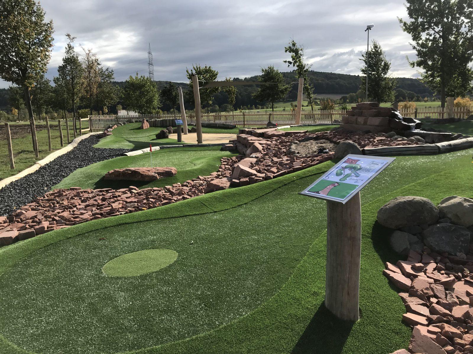 Adventure Golf Hessen